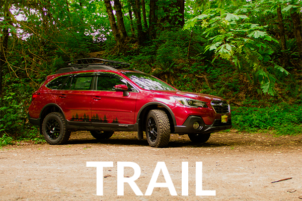 trail edition outback
