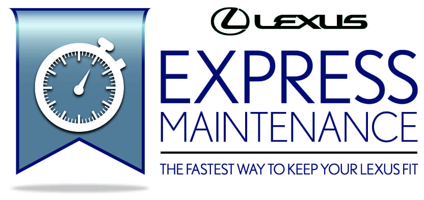 Lexus Express Maintenance