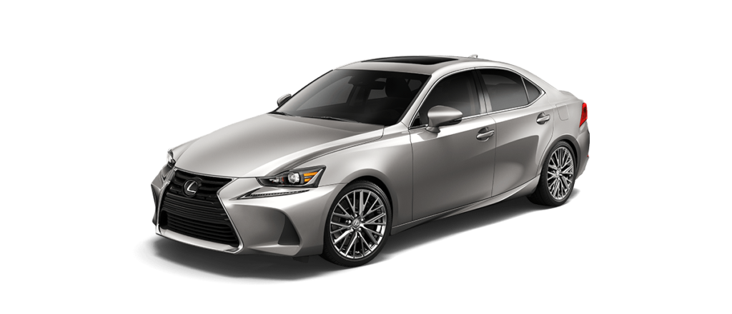 2017 LEXUS IS 300 AWD