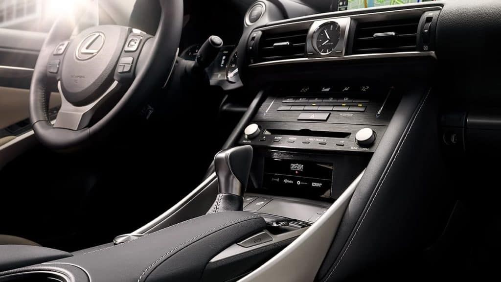 2020 Lexus IS 300 Interior